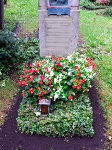 Grabpflege München West